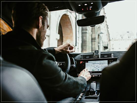 Jazda testowa samochodem