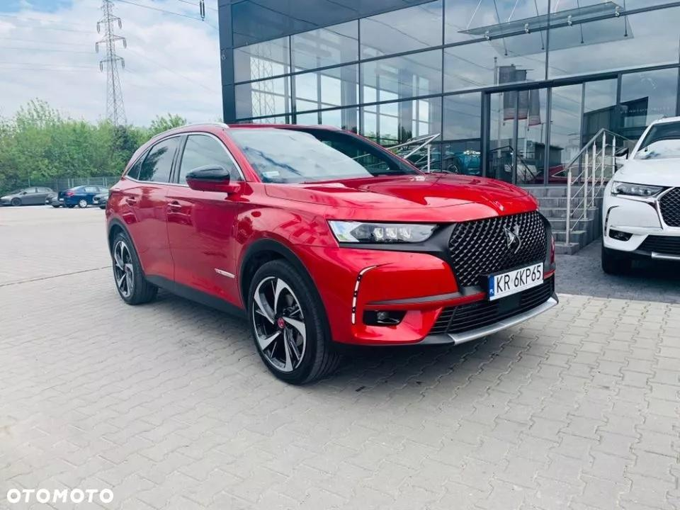 DS 7 Grand Chic LINE 225 KM